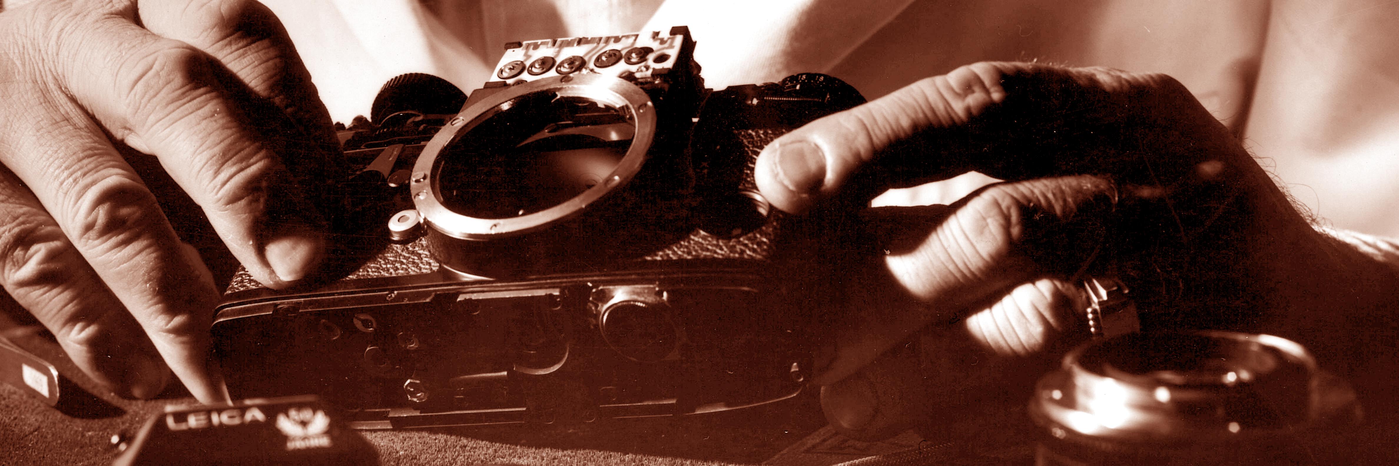 Din kamera är i säkra händer